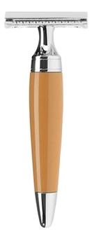 Бритва Т-образная Смола, цвет карамели Modern Stylo бритва т образная смола цвет карамели modern stylo