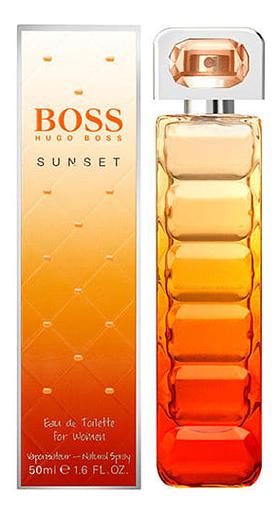 Купить Boss Sunset: туалетная вода 50мл, Hugo Boss