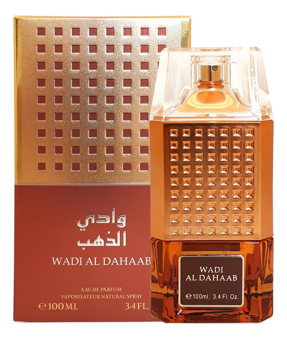 Al Attaar Wadi Al Dahaab: парфюмерная вода 100мл al abd al ram ibn ibn hudhayl kitb ayn al adab wa al siysah wa zayn al asab wa al riysah arabic edition