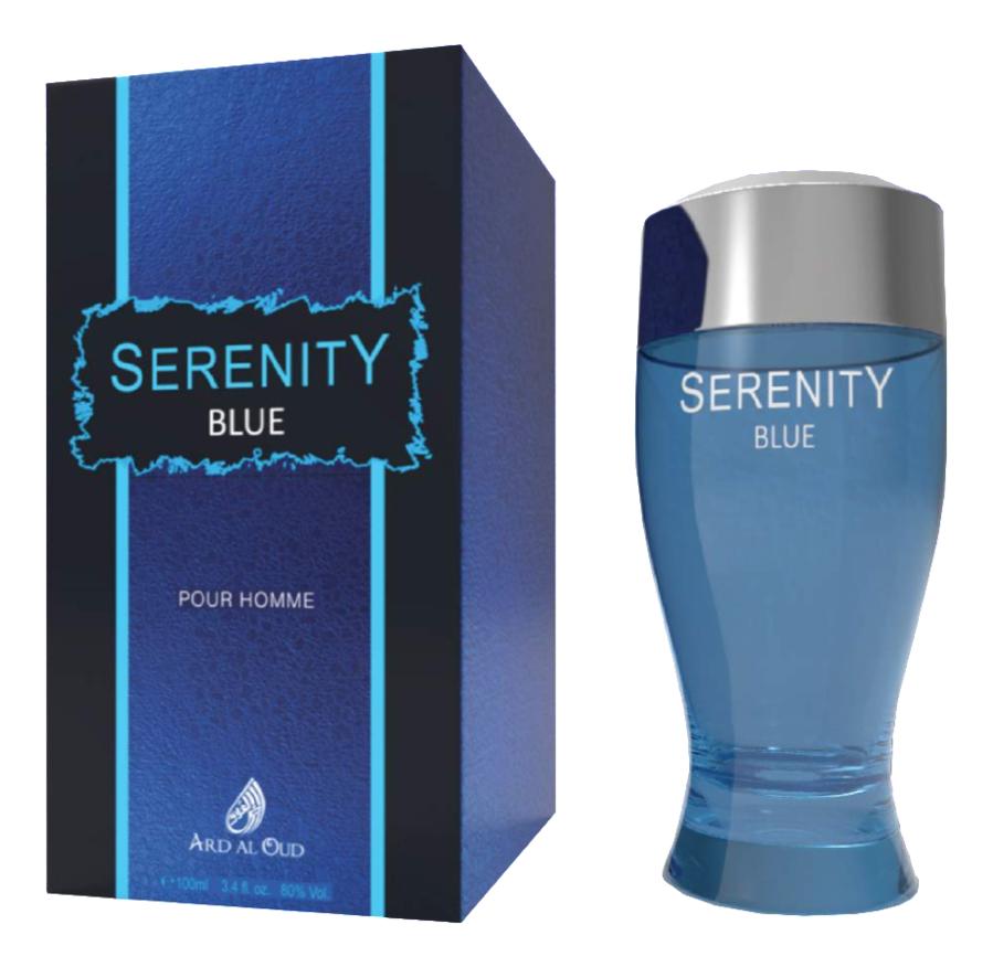 Купить Serenity Blue: парфюмерная вода 100мл, Ard Al Oud