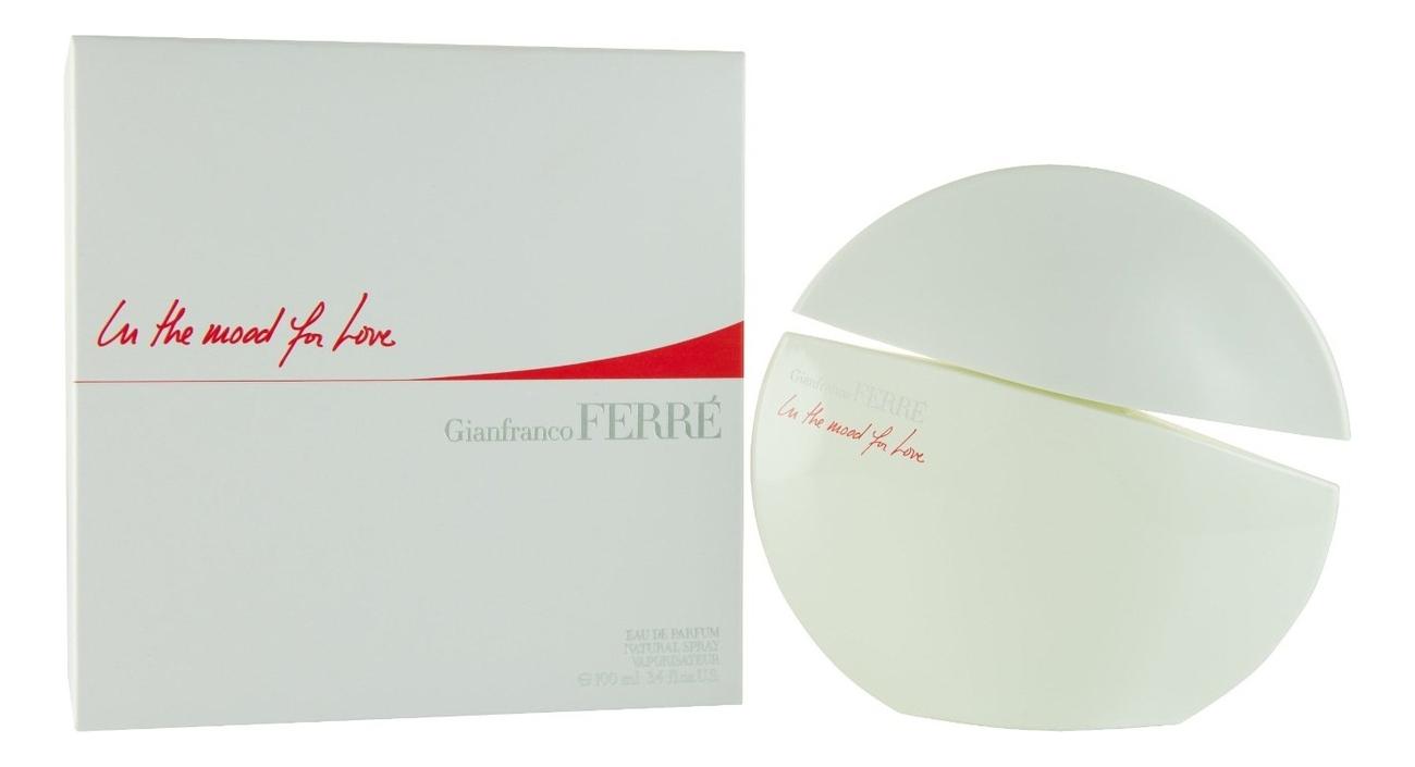 Купить In The Mood For Love Woman: парфюмерная вода 100мл, GianFranco Ferre