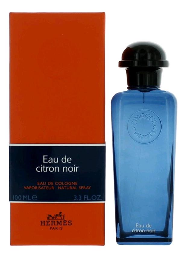 Hermes Eau De Citron Noir: одеколон 100мл hermes song de la licorne buy