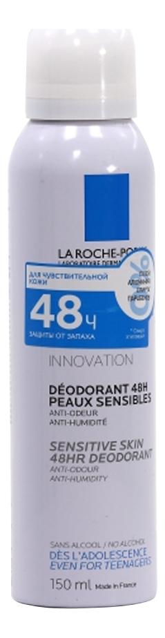 Купить Дезодорант Innovation Deodorant Peaux Sensibles 48H 150мл, LA ROCHE-POSAY