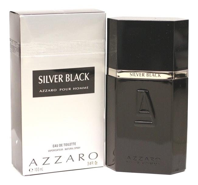Silver Black: туалетная вода 100мл недорого