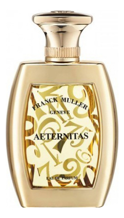 Franck Muller Geneve Aeternitas: парфюмерная вода 75мл franck muller conquistador отливант парфюмированная вода 18 мл