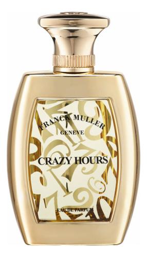 Franck Muller Geneve Crazy Hours: парфюмерная вода 75мл тестер franck muller conquistador отливант парфюмированная вода 18 мл