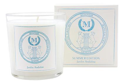 Ароматическая свеча Jardin Andalou: свеча 230г свеча от комаров argus