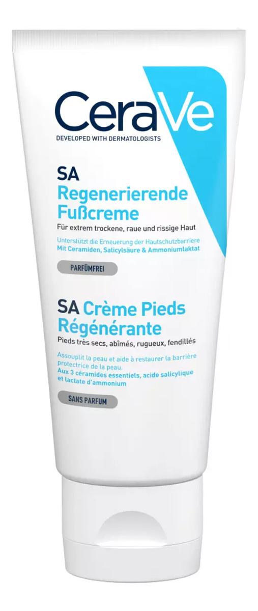 Крем для ног SA Creme Pieds Regenerante 88мл крем для ног xerial 50 extreme creme pieds 50мл