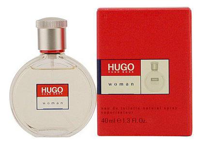 Hugo Boss Hugo Woman: туалетная вода 40мл