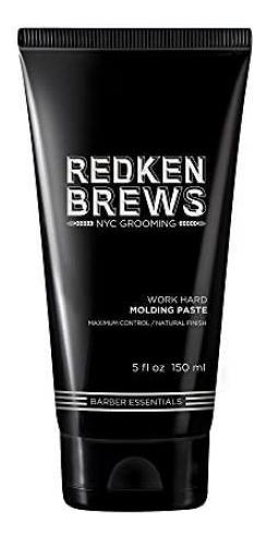 Фото - Моделирующая паста для укладки волос Brews Work Hard Molding Paste 100мл clubman паста clubman molding paste моделирующая для укладки волос 113г