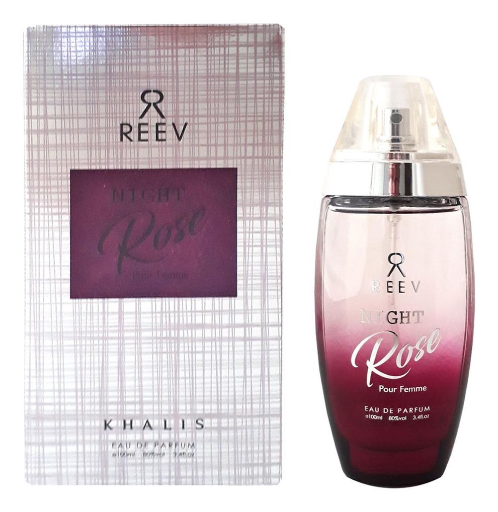 Reev Night Rose Pour Femme: парфюмерная вода 100мл недорого