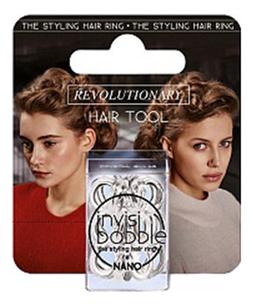 цена на Резинка для волос с подвесом Nano Crystal Clear (прозрачная)