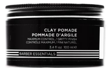 Купить Помада-глина для укладки волос Brews Clay Pomade 100мл, Redken