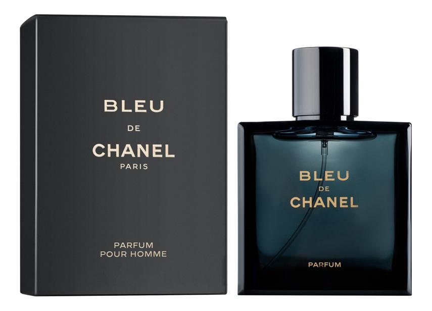 Фото - Bleu De Chanel Parfum 2018: духи 100мл bleu духи 50мл