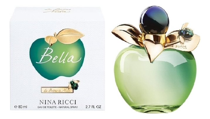 Nina Ricci Les Belles De Nina Bella: туалетная вода 80мл nina ricci les belles de nina les sorbets de luna туалетная вода 80мл тестер