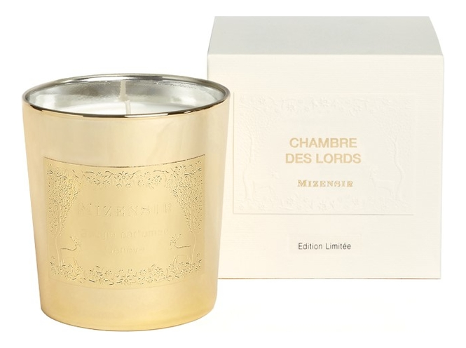 Ароматическая свеча Chambre Des Lords: 230г