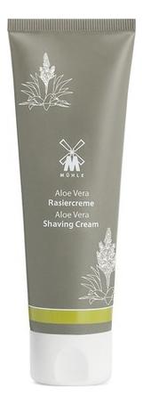 Крем для бритья Skincare Aloe Vera Shaving Cream 75мл (алоэ вера) фото