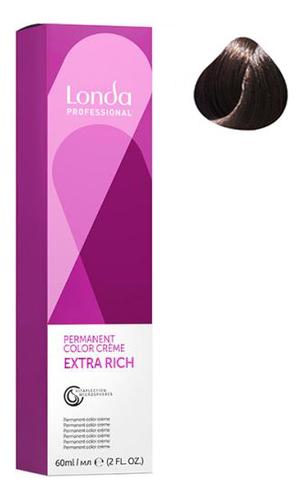 Крем-краска для волос Londacolor 60мл: 5/71 Светлый шатен коричнево-пепельный цена 2017