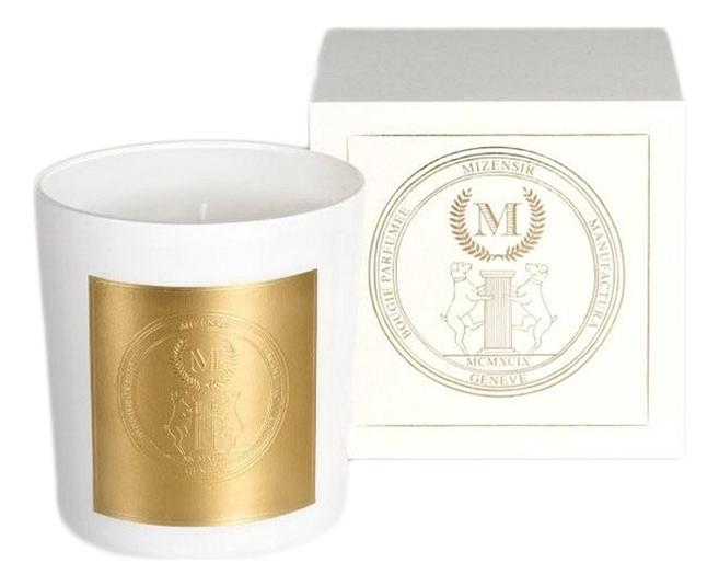Ароматическая свеча Rose De Noel: свеча 230г 4624 101