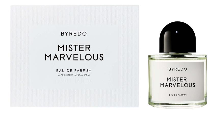 Mister Marvelous: парфюмерная вода 50мл perfectly marvelous парфюмерная вода 100мл