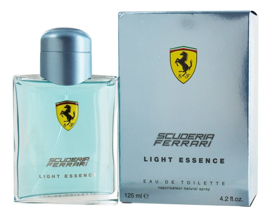 Scuderia Ferrari Light Essence: туалетная вода 125мл недорого