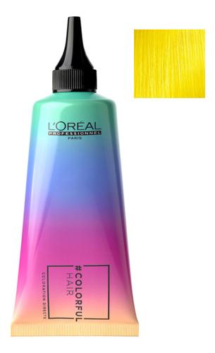 Краска для волос Colorful Hair 90мл: Солнечный блик