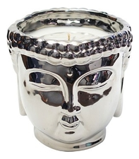 Thompson Ferrier Ароматическая свеча White Tea & Mint Silver Buddha 1105г