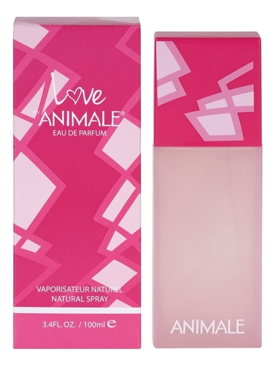 Купить Love: парфюмерная вода 100мл, Animale