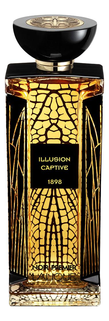 Фото - Lalique Illusion Captive: парфюмерная вода 100мл тестер lalique encre noire sport туалетная вода 100мл тестер