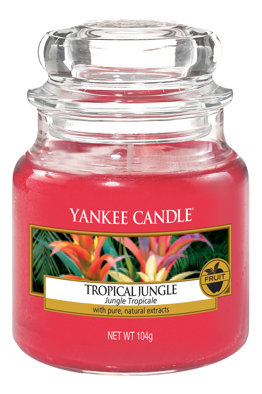 Ароматическая свеча Tropical Jungle: Свеча 104г