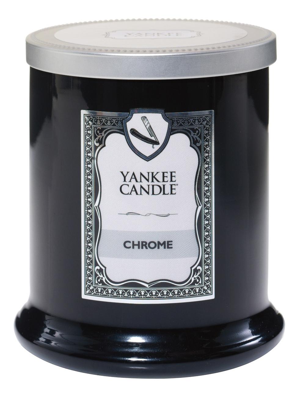 Ароматическая свеча Barbershop Chrome: Свеча 226г