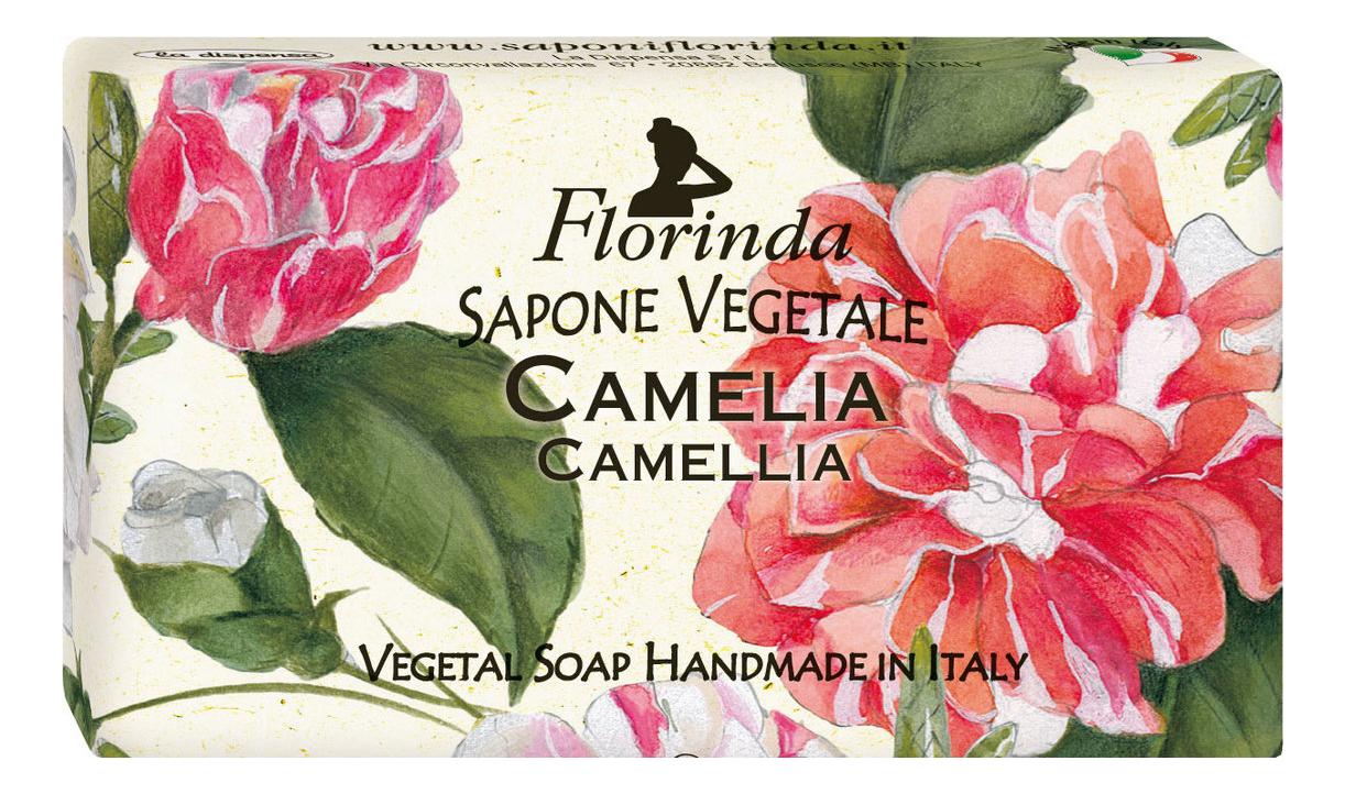 цена Натуральное мыло Fiori & Fiori Camelia 100г онлайн в 2017 году