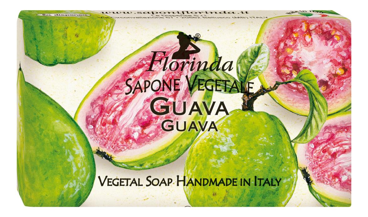 Натуральное мыло Profumi Tropicali Guava 100г