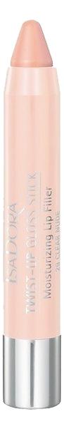Купить Блеск-карандаш для губ Twist-Up Gloss Stick 3, 3г: 29 Clear, IsaDora