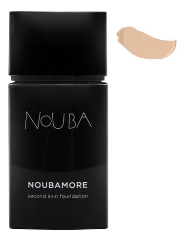 Купить Тональная основа Noubamore Second Skin Foundation 30мл: No 82