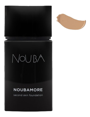 Купить Тональная основа Noubamore Second Skin Foundation 30мл: No 87