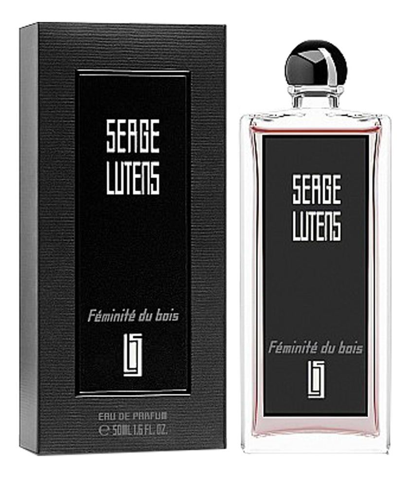 цена на Serge Lutens Feminite Du Bois: парфюмерная вода 50мл