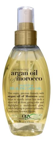 Легкое масло-спрей для волос с аргановым маслом Renewing+ Argan Oil Of Morocco Healing 118мл