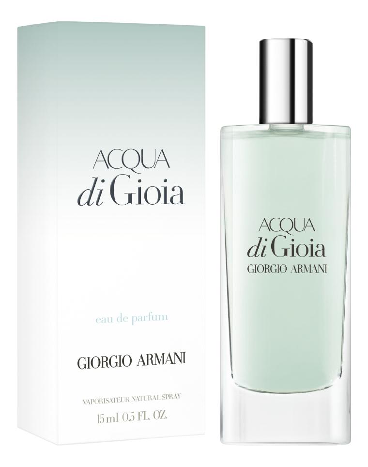 Armani Acqua Di Gioia: парфюмерная вода 15мл