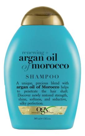Купить Шампунь для волос с аргановым маслом Renewing+ Argan Oil Of Morocco Shampoo 385мл, OGX