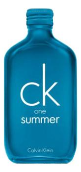 Calvin Klein CK One Summer 2018: туалетная вода 100мл тестер calvin klein ck one summer 2019 туалетная вода 100мл тестер