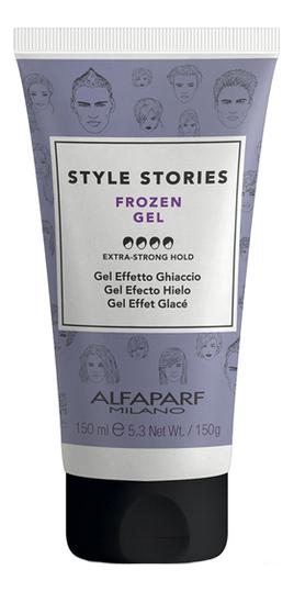 Фото - Гель для укладки волос c эффектом заморозки Style Stories Frozen Gel 150мл гель цемент для укладки волос artisan geghe gel fluid gel cement hold 150мл