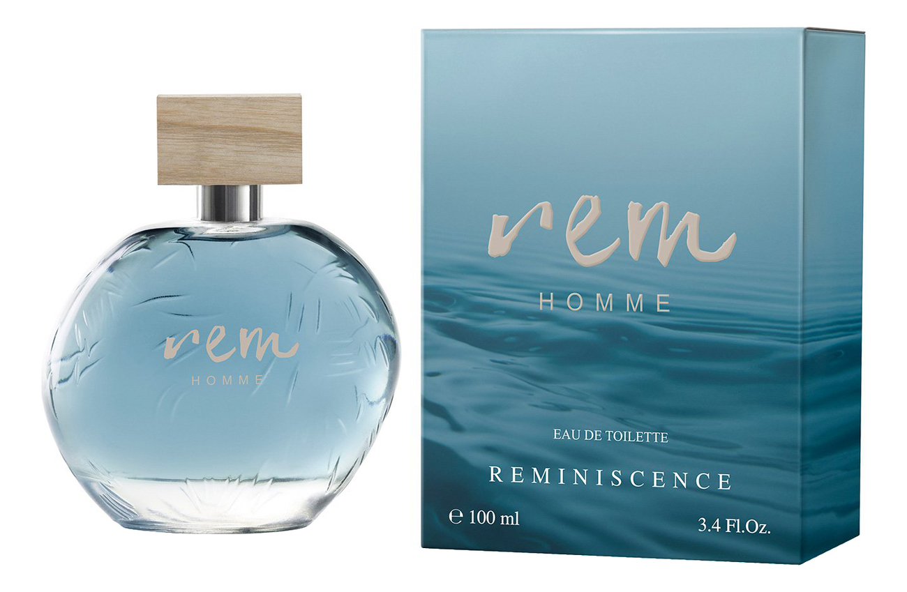 Rem Homme: туалетная вода 100мл blue homme туалетная вода 100мл
