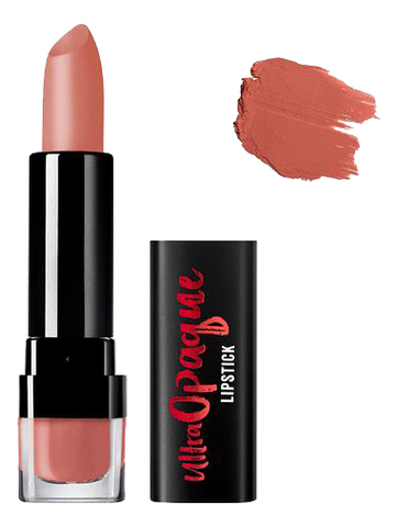 Помада для губ матовая Beauty Ultra Opaque Velvet Matte Lipstick 3,6г: Soft Worship