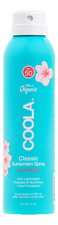 COOLA Suncare Солнцезащитный спрей для тела Body Sunscreen Spray Guava Mango SPF50