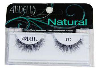 Фото - Накладные ресницы Natural Lashes: No 172 накладные ресницы strip lashes brown no 53