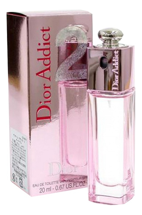 Купить Addict 2: туалетная вода 20мл, Christian Dior