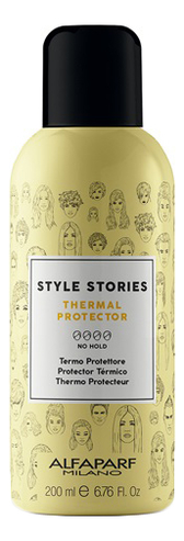 Термозащитный спрей для волос Style Stories Thermal Protector 200мл