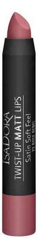 Помада-карандаш для губ матовая Twist-Up Matt Lips 3,3г: 72 Rose Rebel