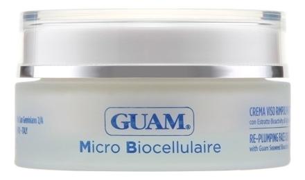 Крем для лица подтягивающий Micro Biocellulaire Crema Viso Rimpolpante Rimodellante 50мл